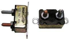 Circuit Breaker, 50 Amp, 12V
