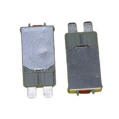 Circuit Breaker, ATO/ATC, Manual Reset, 10 Amp, 24VDC