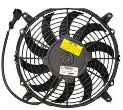 "Fan Assy, 10"", Flush Mount, Puller, 12V, 2160116 Retrofit"