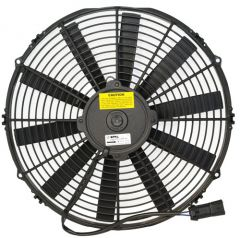 "Fan Assy, 14"", Flush Mount, Puller, 12V, 2160108 Retrofit"