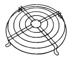 Guard, Cond Fan
