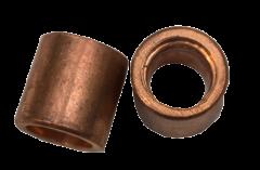Bushing, Copper, Flush, 7/8F x 5/8C