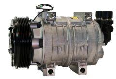 Compressor, 10 CID, QP15, Direct, PV6, 119MM, 12V, V-MIO