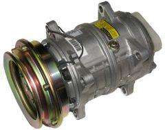 "Compressor, 10 CID, QP16, Ear, (1) V 1/2"", 125MM, 12V, Pad"