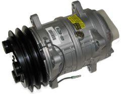 """Compressor, 10 CID, TM16, Ear, (2) V 1/2"""", 125MM, 12V, MIO"""