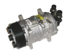 Compressor Assy, 10 CID, QP16, Ear, PV8, 119MM, 12V, MIO