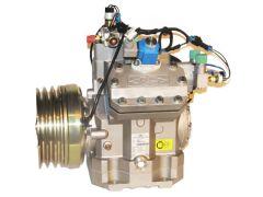 Compressor Assy, Bitzer, 647 CC, R134a, 4 Grv, MIO Fittings, Clip